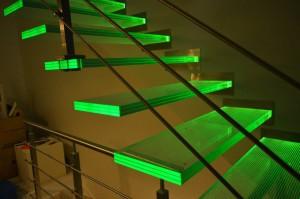 Консольные лестницы серии SW