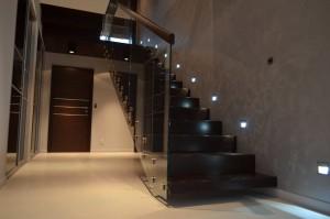 Консольные лестницы серии DW