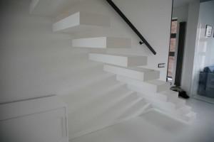Консольные лестницы серии WS